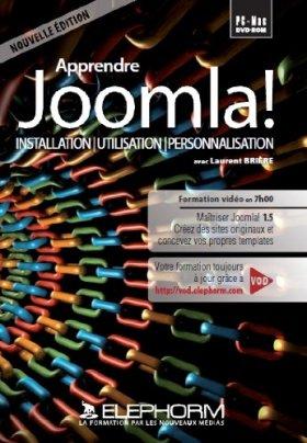 Apprendre Joomla ! Nouvelle édition 2009 (Laurent Brière)