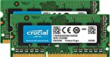 Crucial CT2KIT51264BF160B Kit de memoria RAM de 8 GB (4 GB x 2) (DDR3L, 1600 MT/s, PC3L-12800, SODIMM, 204-Pin)
