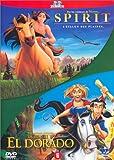Spirit, l'étalon des plaines / La Route d'El Dorado - Coffret 2 DVD [Import belge]