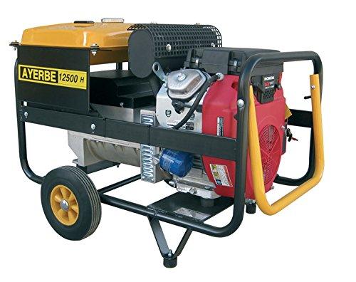 Ayerbe generadores motor - Generador movil ay12500hmn honda gasolina electrico/a
