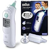 Braun Thermo Scan 5 Thermomètre Auriculaire Infrarouge