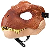 Jurassic World Máscara Tyrannosaurus Rex, Jurassic world juguetes (Mattel FLY93)