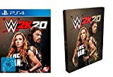 WWE 2K20 Standard Edition inkl. Steelbook (exkl. bei Amazon.de) - [PlayStation 4]