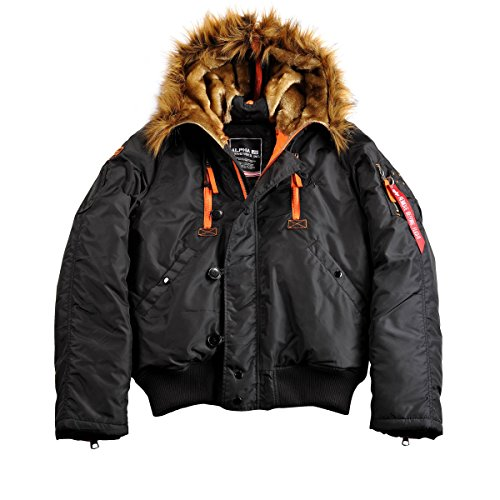 Alpha Industries Uomo Giacche / Giacca invernale PPS N2B