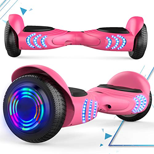 Hoverboard,Motore 700W Fuoristrada Scooter Elettrico E-Balance E-Skateboard Monopattino...