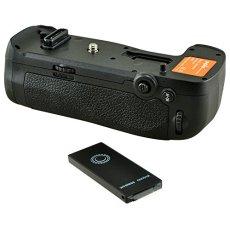 Jupio battery grip para Nikon D850(MB de d18) y 2.4GHz Negro
