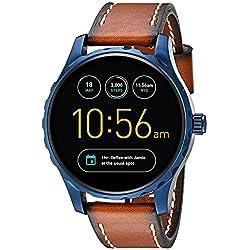 Fossil Q FTW2106 Marshal Touchscreen Digital Multi-Colour Dial Men's Smartwatch