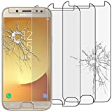 ebestStar - Samsung Galaxy J5 2017 SM-J530F [Dimensiones: 146.2 x 71.3 x 7.9 mm 5.2''] - Pack x3 Película protectora de pantalla de Vidrio Templado - Cristal protector [Importante Leer descripción]