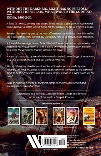 Raavan: Enemy of Aryavarta (Ram Chandra Series - Book 3) 2