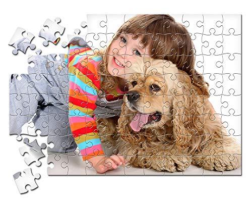 Puzzle Personalizzato con la Tua Bella Foto - Brillante - Crea i tuoi puzzle con la tua immagine...