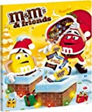 m&m Friends Adventskalender Menge:361g