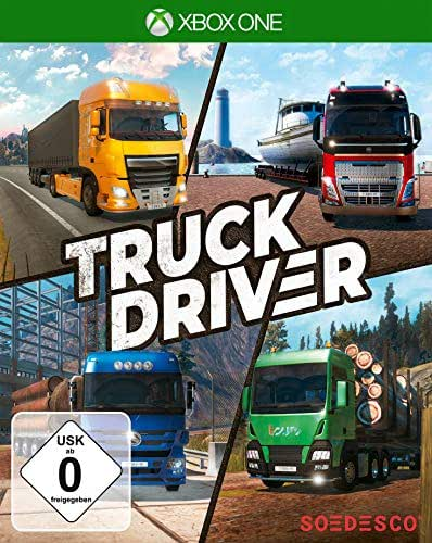 Truck Driver - [Xbox One]