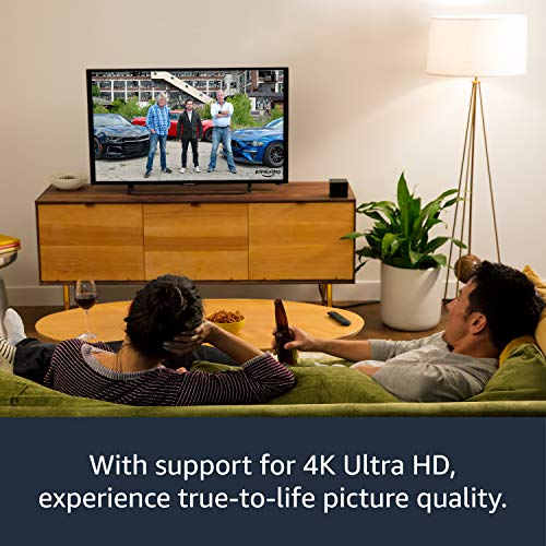 All-new Fire TV Cube | Hands free with Alexa, 4K Ultra HD streaming media player 5  All-new Fire TV Cube | Hands free with Alexa, 4K Ultra HD streaming media player 51KfD9U6d6L