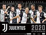 Calendario JUVENTUS 2020 prodotto ufficiale (44x33)