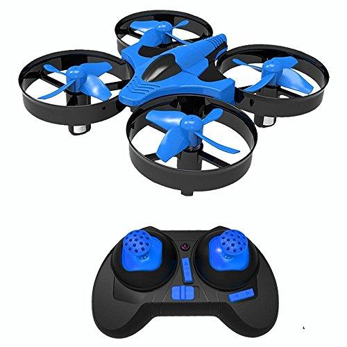 SKYKING Drone per bambini Nano Mini UFO Quadricotteri con 360 gradi e modalità senza testa Gyro a 6...