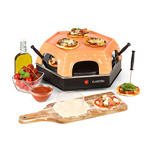 Klarstein Capricciosa • Fornetto • Forno per Pizza • Preparazione di Pizza e Torte • 1500 W...