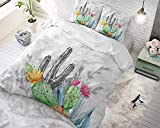 Funda Nordica Cactus De Algodón Dreamhouse