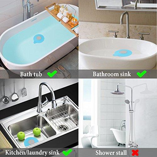 bouchon de vidange de baignoire en silicone bouchon de vidange de baignoire plug cover baby. Black Bedroom Furniture Sets. Home Design Ideas