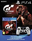 Gran Turismo Sport + PlayStation 4 Wireless DualShock Controller