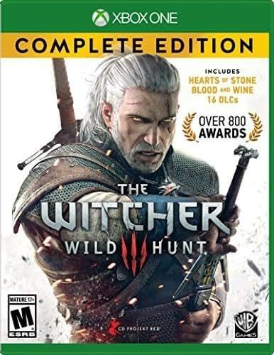 WITCHER 3: WILD HUNT COMPLETE EDT. - WITCHER 3: WILD HUNT COMPLETE EDT. (1 Games)