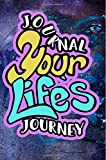 Journal Your Life's Journey: Asphalt, Lined Journal, 6 X 9, 100 Pages