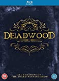 Deadwood The Complete Collection (9 Blu-Ray) [Edizione: Regno Unito] [Edizione: Regno Unito]