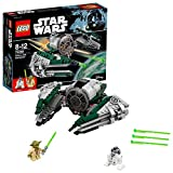 LEGO Star Wars 75168 - Set Costruzioni Jedi Starfighter di Yoda