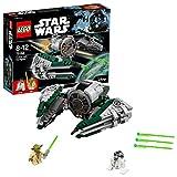 LEGO Star Wars - Jedi Starfighter de Yoda (75168)