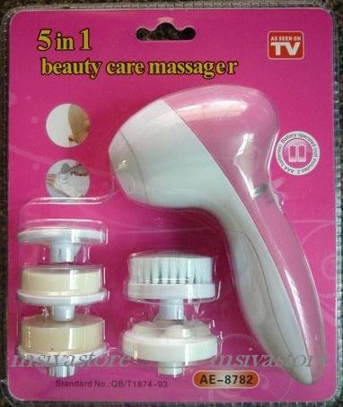 MCP 5-In-1 Smoothing Body Face Beauty Care Facial Massager