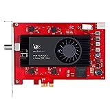 TBS 6209 DVB-T2/C2/T/C/ISDB-T Octa-Tuner PCIe Terrestrische- oder Kabel-TV-Karte