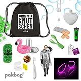 Pakbag® Festival-Kit| Gymbag | Accessoires | Gimmicks