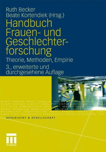 Handbuch Frauen- und Geschlechterforschung: Theorie, Methoden, Empirie (Geschlecht und Gesellschaft, Band 35)