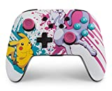 Manette sans Fil Améliorée pour Nintendo Switch - Pokémon Battle