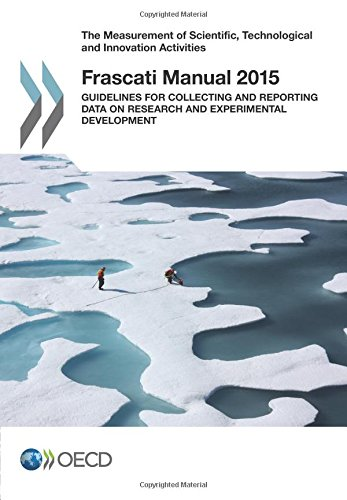 Frascati manuel 2015 : Guidelines for collecting and reporting data on research