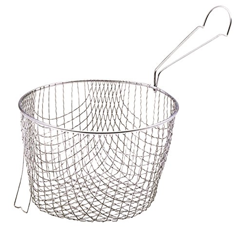 Non Branded Kitchen Craft - Cestello Profondo per frittura,  20 cm