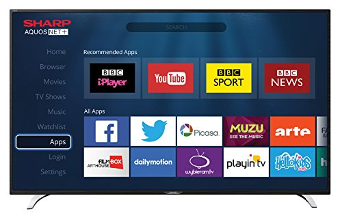 Sharp LC-49CFE6241K 49-Inch 1080p smart Full HD TV