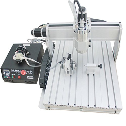 ChinaCNCzone 6040 4-axis CNC Router Engraver (2200 W)
