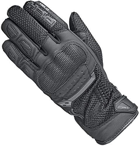 Held Motorradschutzhandschuhe, Motorradhandschuhe kurz Desert II Handschuh, Herren, Tourer, Ganzjährig, Leder/Textil 1