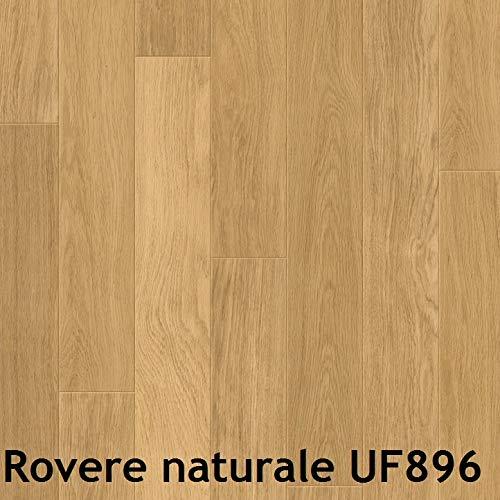 Pavimento in laminato Quick Step | PERSPECTIVE Prezzo per pacco da 1,507 m² (Rovere naturale UF896)