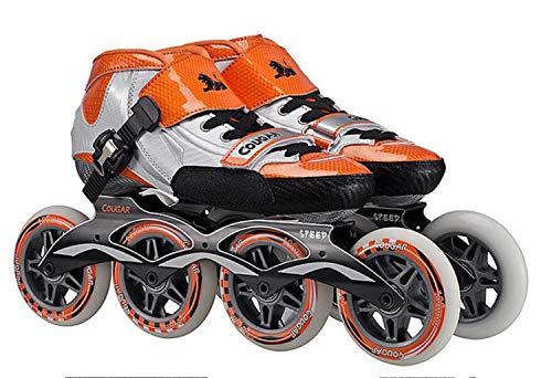 NUO-Z Pattinaggio di velocità Pattinaggio a rotelle Pattini a rotelle a rotelle Studenti in Fibra...