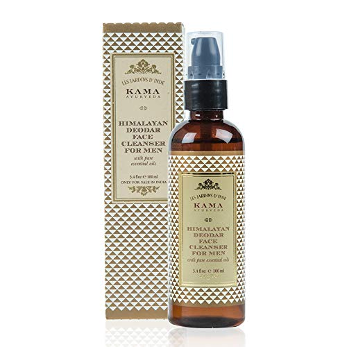 Kama Ayurveda Daily Face Care Regime for Men 9