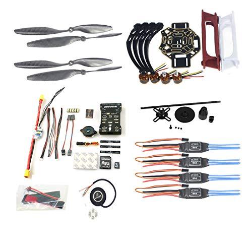 FEICHAO DIY FPV Drone Quadcopter Accessorio PXI PX4 Flight Control 920KV Motore 4 Assi F450 450 Kit Telaio GPS 1043 Puntelli 30A ESC F02192-AD