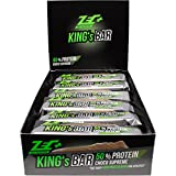 ZEC+ NUTRITION Proteinriegel 50% KING'S BAR Geschmack CHOCO SUPREME 24er Box 1200g