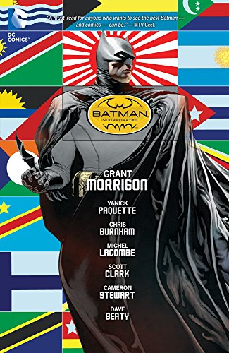 Batman Incorporated TP