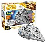 Revell RV06767 Star Wars Han Solo Model Kit, Various