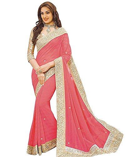 Latest Fashion Saree Saree (Saree_Gajri_Saree Sale Women Party Wear)