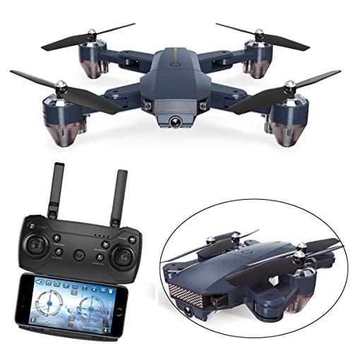 YYD Brushless FPV Droni, Quadricotteri GPS Fotocamera 1080P HD con Telecomando High Edition, Manutenzione dell'altitudine, Pianificazione delle Rotta di Volo, Adatto a Principianti