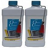 2 x Ofenreiniger, Backofenreiniger AMWAYTM - mit Pinsel zum Auftragen - Gel Oven Cleaner - 2 x 500 ml - Amway - (Art.-Nr.: 0014)