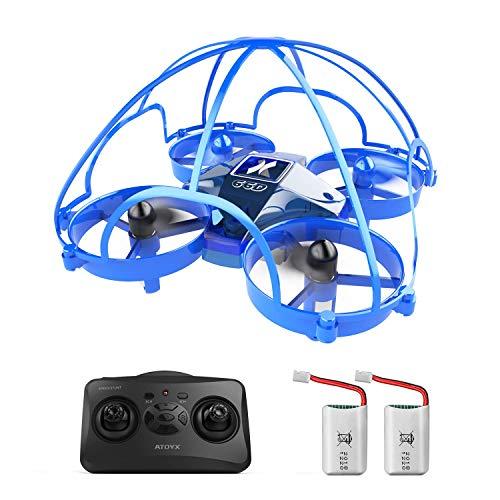 ATOYX 66D RC Mini Drone con Telecomando Funzione di Sospensione Altitudine modalità Headless 3...
