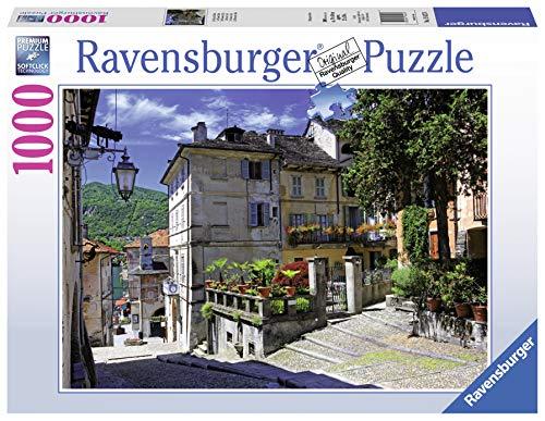 Ravensburger 19427 - Puzzle 1000 Pezzi, nel Piemonte, Italia, Cartone